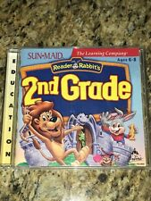 The Learning Company Reader Rabbit's 2nd Grade for Pc, Mac