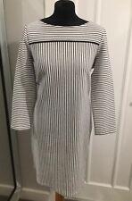 Jaeger Winter Navy/white Dress Size M (12/14)