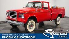 1961 Studebaker Champ Deluxe