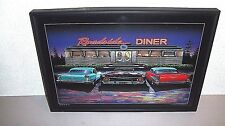 Roadside Diner LED Sign by Electric Art Gallery