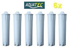6x Filterpatrone AQUATEC für JURA CLARIS BLUE Kaffeevollautoamt, Kaffeemaschine,