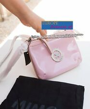 BNWT $199 MIMCO Supernatural Couch Leather Cross body Shoulder Bag Rose