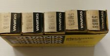 Sleeve of 5 NOS 5MB8 Sylvania