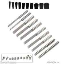 GRS® TOOLS C-MAX CARBIDE TAPERED FLAT GRAVERS # 36,37,38,39,40,41,42,43 44,45