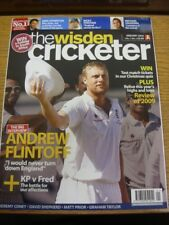 Jan-2010 Cricket: The Wisden Cricketer Magazine, Vol.07 No.04 - Cover Picture/He