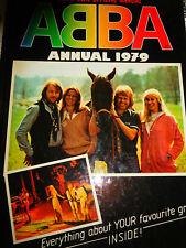 ABBA BUCH VON 1979  47  SEITEN   0119
