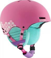 "Anon Rime Snowboarding Helmet "" Animal Trax "" Size L/XL"