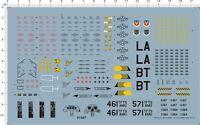 Super Detail Up 1/72 USAF US AirForce F-15E strike eagle Fighter Model Kit Decal