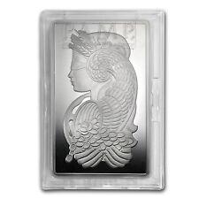 10 oz Pamp Suisse Silver Bar Cornucopia - SKU #65699