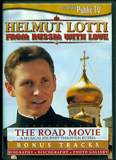 Helmut Lotti From Russia With Love musical journey + bonus tracks not seen on TV