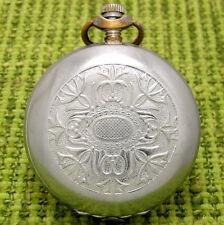 """Russian Pocket watch """"MOLNIJA"""". Mechanism ChСhZ 3602 18 jewels"""