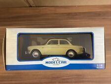 MCG 1:18 Volkswagen 1500 S Typ 3 1963 in beige