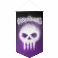 Ikon Collectables The Phantom The Ghost Who Walks Satin Wall Banner 70 x 120 cm