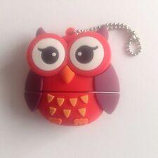1 New Cute Novelty Owl, 128MB USB Flash Drive Memory Stick