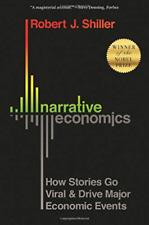 Shiller-Narrative Economics BOOK NEW