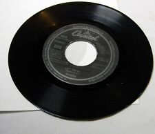 WINGS LET 'EM IN / BEWARE MY LOVE 45 RPM RECORD