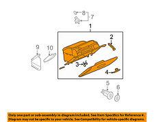 Pontiac GM OEM 06-08 Grand Prix-Glove Compartment Box Assy 15282167