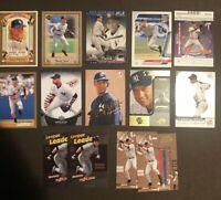 Derek Jeter Baseball card lot of 14 - w/ Allen Ginter - New York Yankees   NM-MT