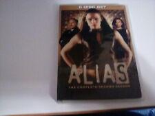 Alias Season 2 Slim Case