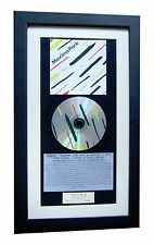 MAXIMO PARK Risk To Exist CLASSIC CD Album TOP QUALITY FRAMED+FAST GLOBAL SHIP