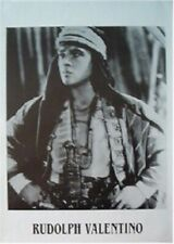 RUDOLPH VALENTINO ~ SHEIK 26x38 POSTER Celebrity Icon Movie Rudy