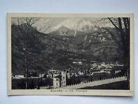 BALLABIO panorama Lecco vecchia cartolina *
