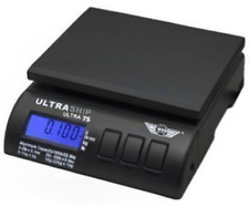 My Weigh Ultraship 75 Lb Electronic Digital Shipping Postal Kitchen Scale