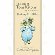 Crafters Companion ~ Beatrix Potter~ crafting cd ~ The Tale of Tom Kitten #3