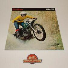 Originale Motorcycle Sales Brochures