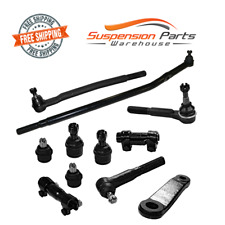 Front End Steering Rebuild Kit Linkages Pitman For RWD F-250 F-350 Super Duty