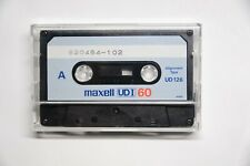 Maxell Blank Alignment Test Tape UD-126, New & Sealed