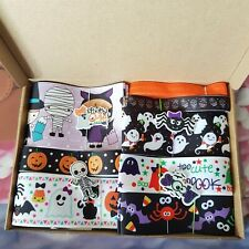 Y19 Halloween Ribbon Bundle. Job Lot Make Your Own Bows Crafts. Resins