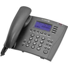 Olympia 4310 schnurgebunden Telefon Sernioren blau beleuchtet Freisprechfunkion