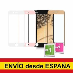 Cristal Templado Completo Para IPHONE 6/6S/7/8/PLUS/X/XR/11/12/PRO/MAX/MINI