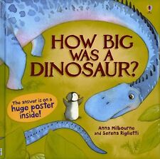 How Big Was a Dinosaur? Picture Books