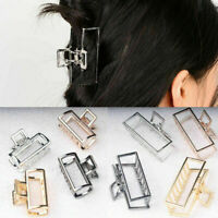 Fashion Metal Hair Claw Women Ladies Hair Clips Hairband Headwear Decoration
