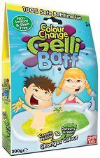 Colour Change Gelli Baff Yellow to Green (300g) Cosmic Yellow