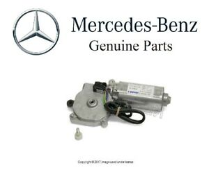 For Mercedes Benz W221 S550 S600 S63 AMG S65 AMG Drive Sunroof Motor Genuine