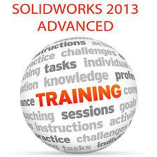 SOLIDWORKS 2013 Advanced - Video Training Tutorial DVD