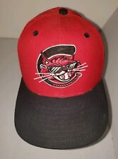 Vtg Defunct Charleston Alley Cats Fitted 6 7/8 MILB Baseball Hat Cap USA 59fifty