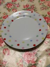 Cath Kidston Spotted Dinner Plate Ex Display