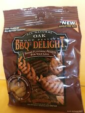 BBQR's Delight All Natural Oak Wood Pellets 1.6 OZ one time use
