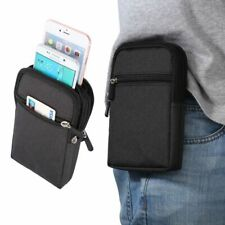 Belt Clip Phone Pouch For Samsung J5 J7 J3 J1 Cover Case Pen Holder Waist Bag