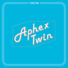 "Aphex twin Cheetah EP 12"" vinyle + downloadcode 2016"