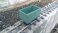Industrial 5-Plank Wagon Kit 16mm SM32 Narrowgauge Garden Railway