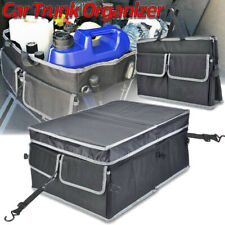 Car Trunk Cargo Organizer Bag Non Slip Multi-functional Collapse Bags Foldable
