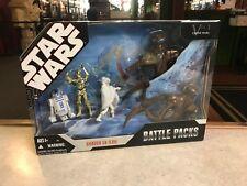 2006 Star Wars 30th Anniversary Battle Packs Ambush on Ilum NIB