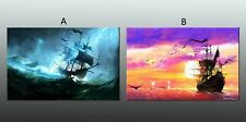 Modern Home wall Decor Seascape Nautical Travel Oil painting Printed on canvas