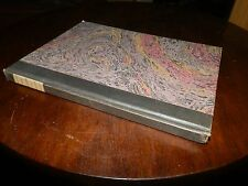 1928 OLD FRIENDS AND OTHER BITS OF VERSE  By James D'Wolf  Lovett Self Pub