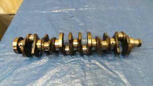 7780913 Bmw 5 Series E60 E61 Crankshaft Without Bearing Shells 525d M57 Diesel